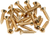 Fender Pickguard - Control Plate Mounting Screws (24) GOLD