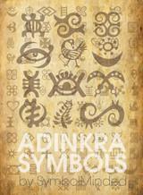 Satuit Trading Company Adinkra Symbols Picture Font - digital download, no shipping