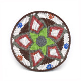 Africa Zulu Telephone Hardwire Basket - Star Design