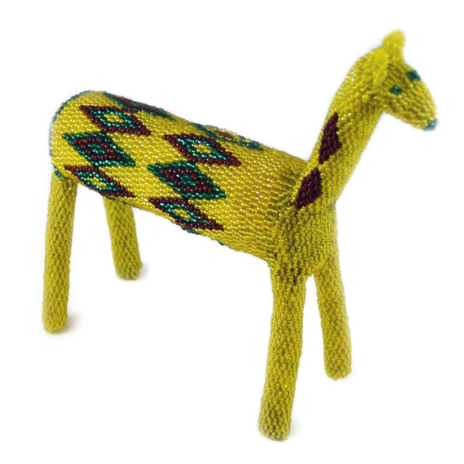 South Africa Beaded Animal