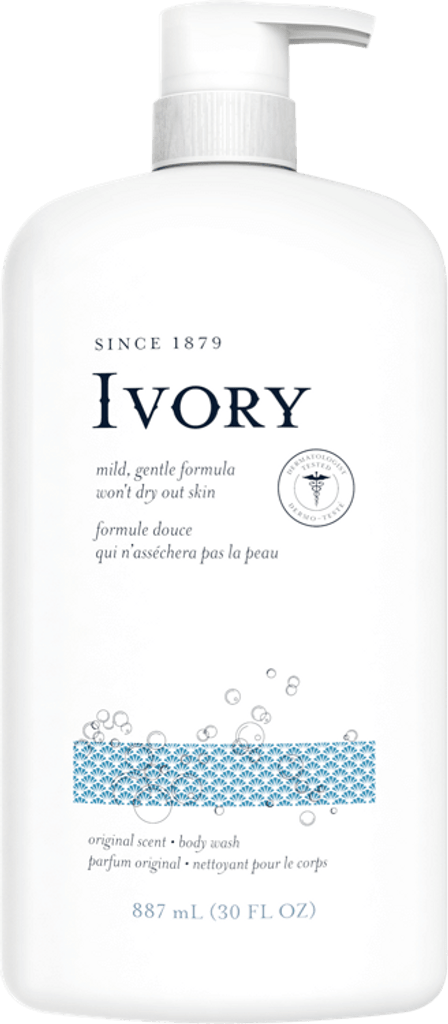 Ivory Body Wash, Original