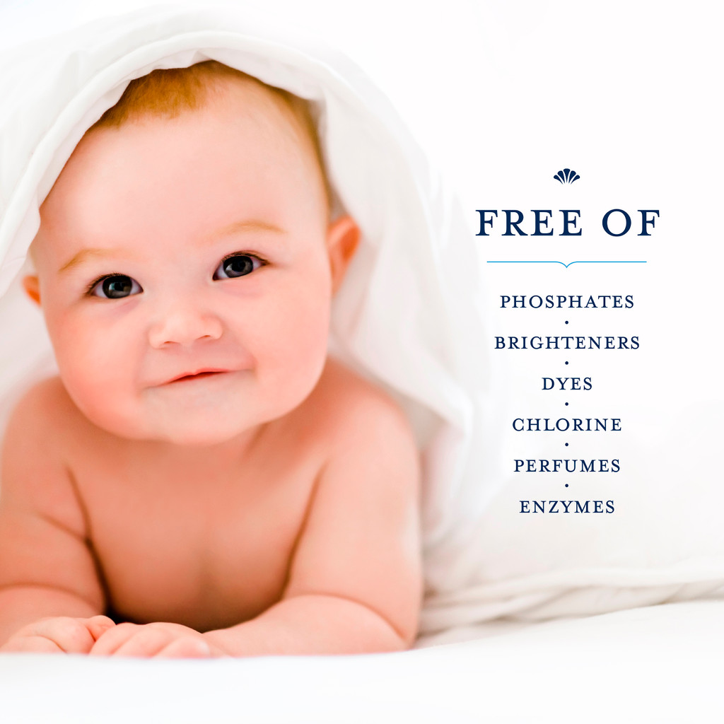 Ivory Free & Clear Laundry Detergent