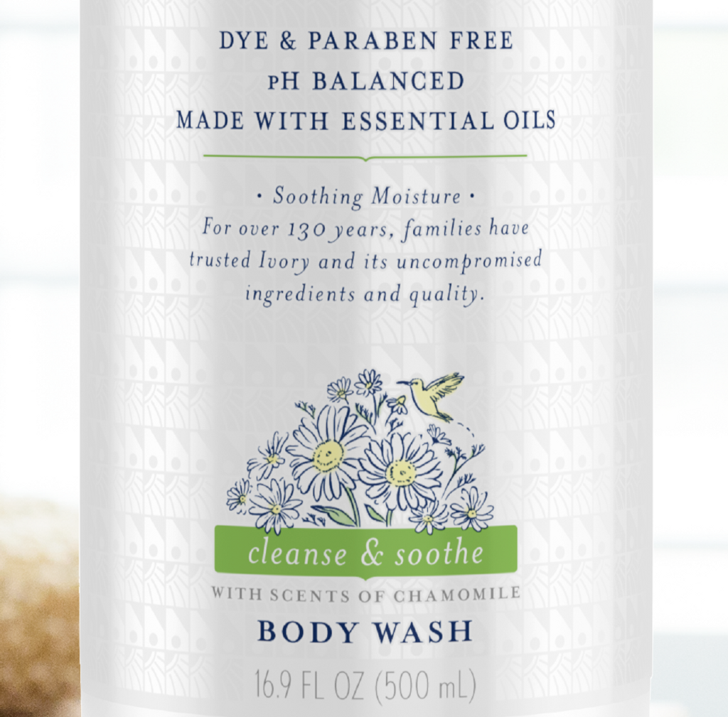 Chamomile Body Wash