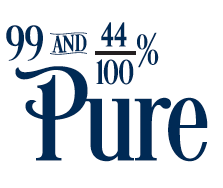 99 and 44% Pure