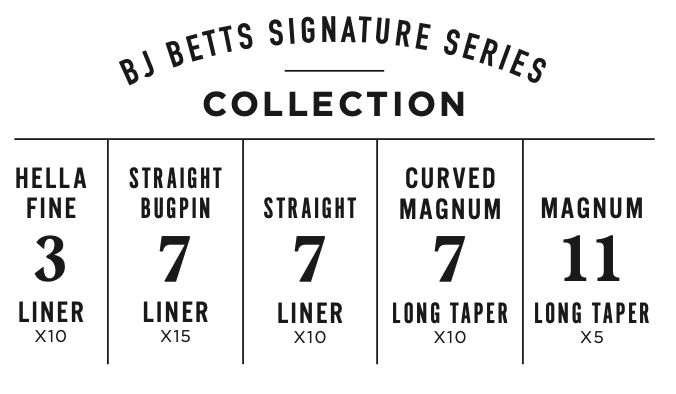 BJ Betts Collection