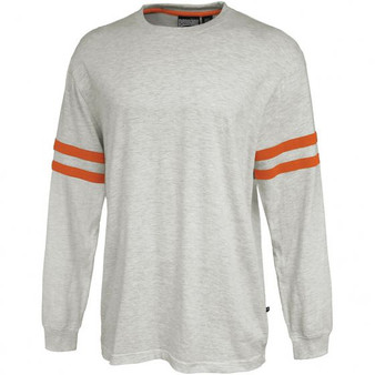 Vintage Stripe Jersey - Orange