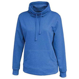 Women's Cowl Neck  - Royal