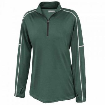 Women's Conquest 1/4 Zip - Forest