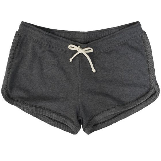 French Terry Short - Black