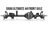 Dana 44 Ultimate Jeep JK Front Axle Assembly 4.88 Ratio - 10010521