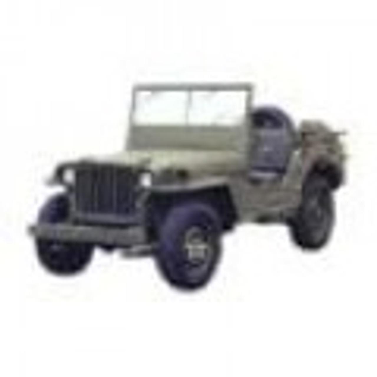 1941-45 MB & GPW Body Parts