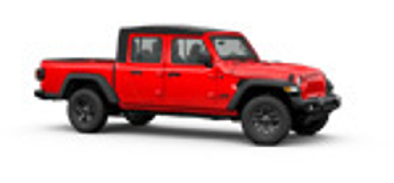 JT Jeep Gladiator Bumpers