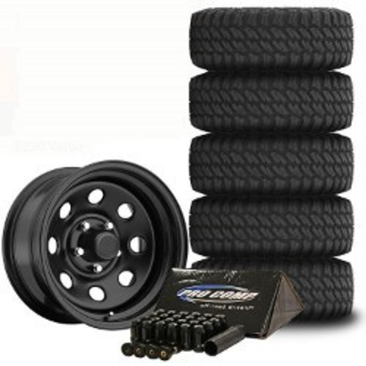 Lift, Wheel Tire Packages