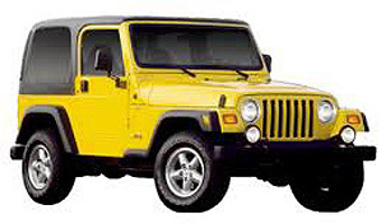 97-06 Jeep TJ/LJ Wrangler & Unlimited