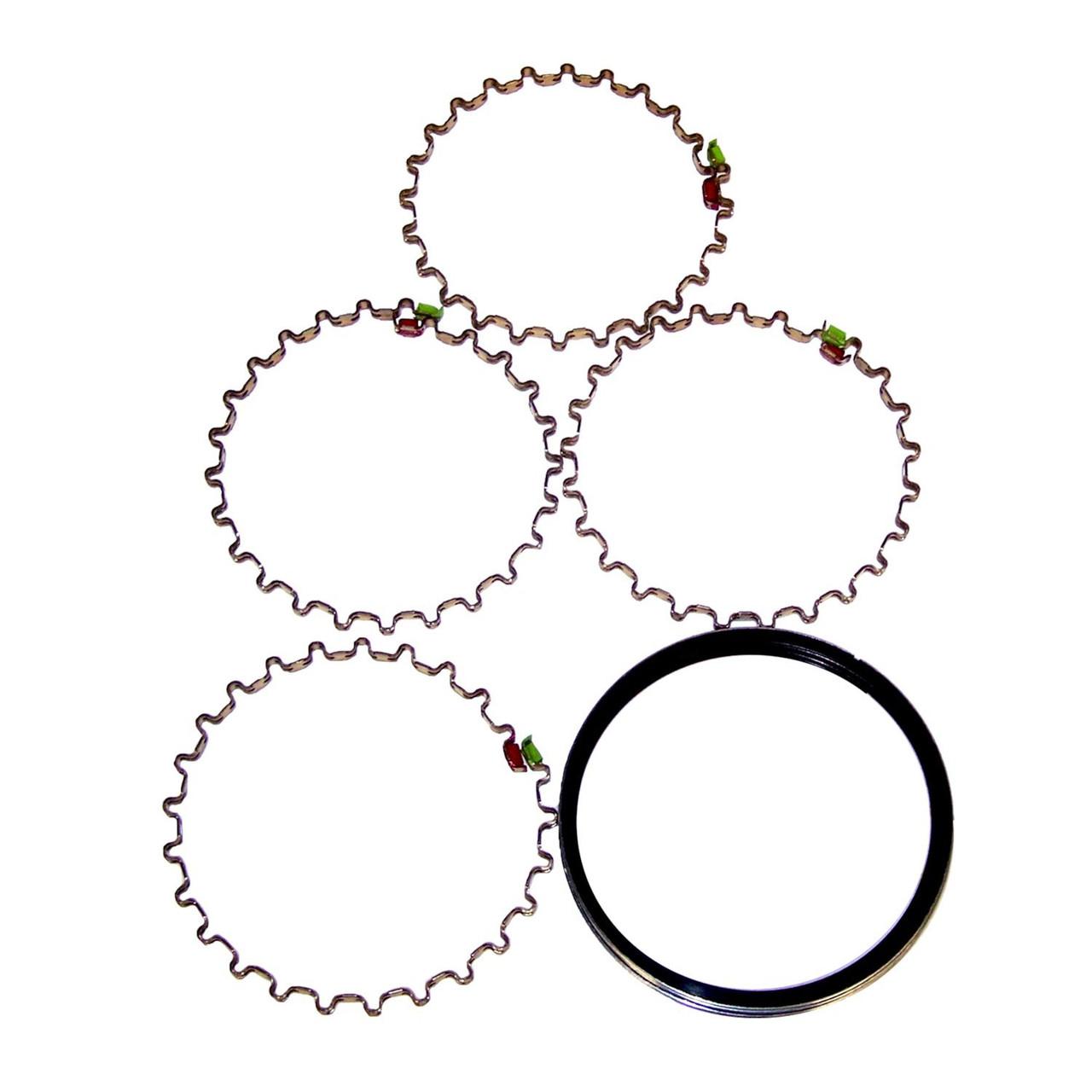 Omix-Ada 17430.01 Piston Ring Set