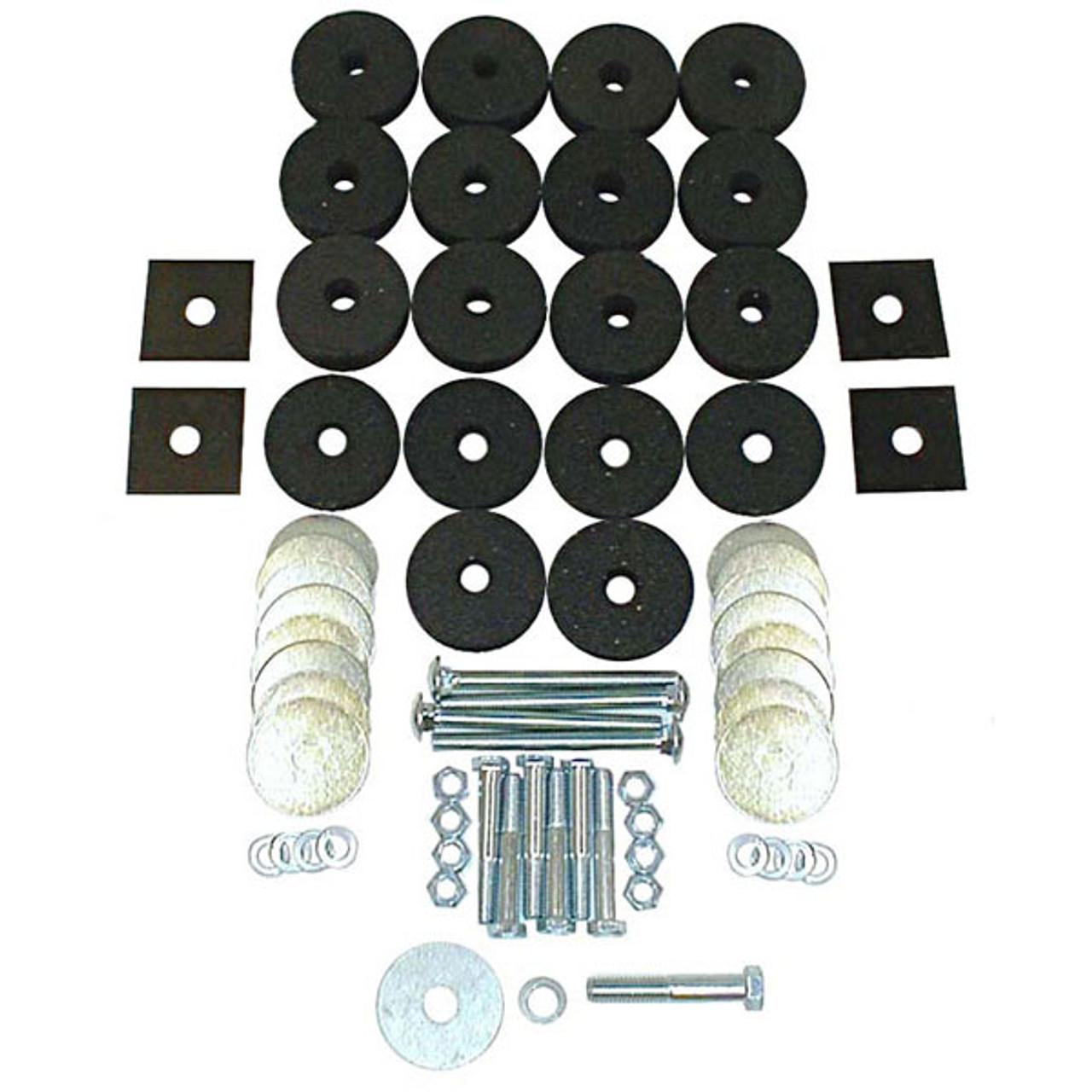 Omix-Ada 12215.05 Body Fastener Kit