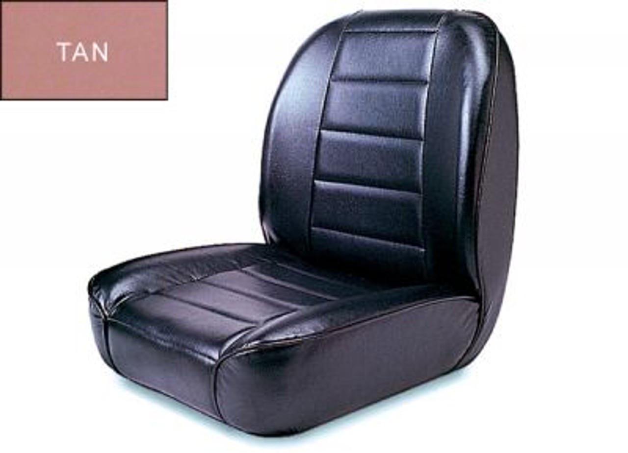 Rugged Ridge 13401.05 Standard Blue High Back Front Seat