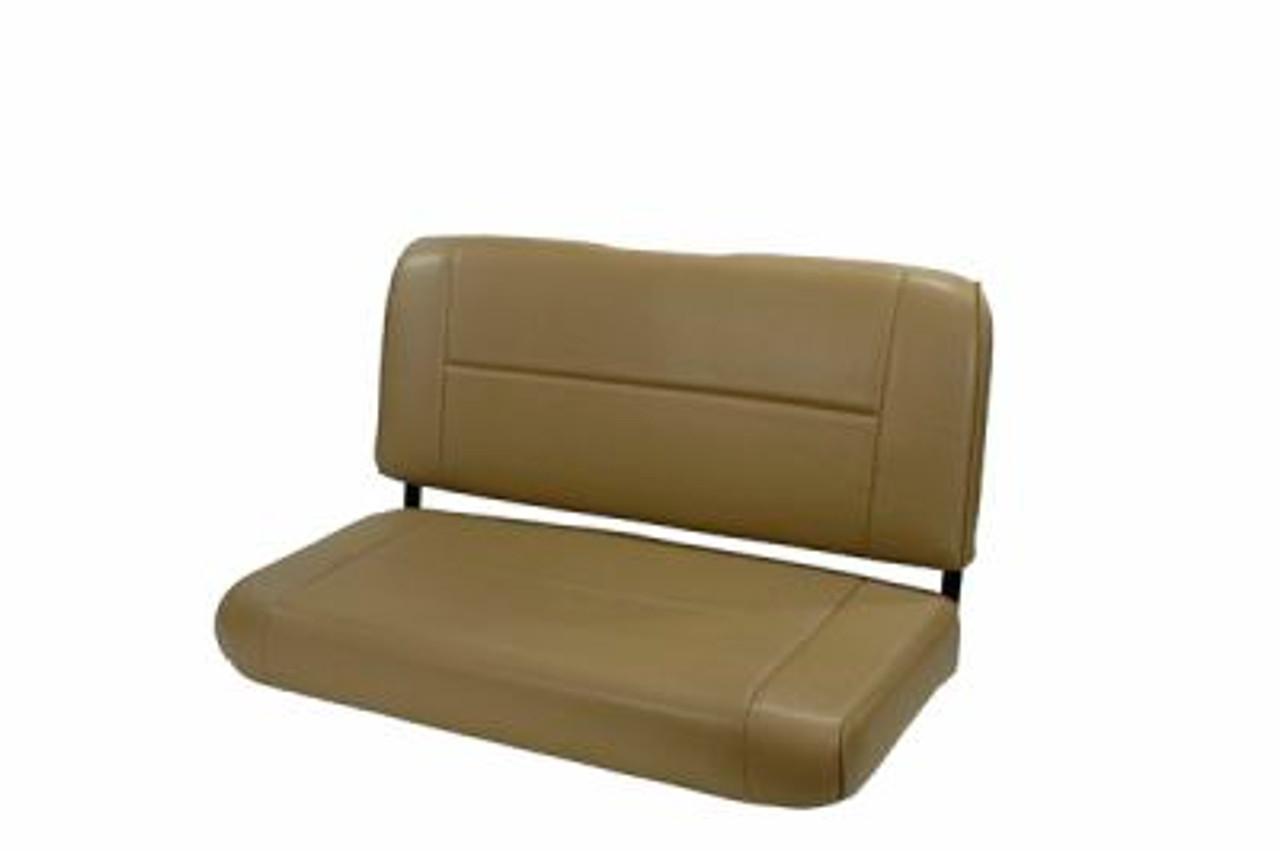 Rugged Ridge 13461.15 Standard Black Denim Rear Seat