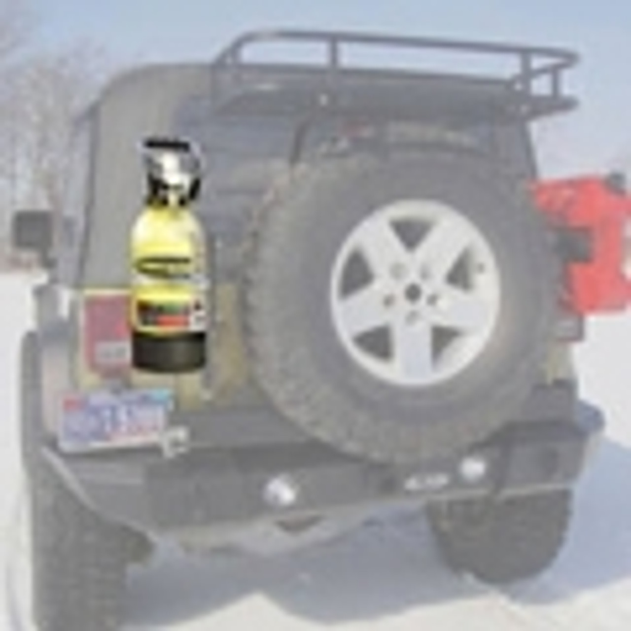 Jerry Cans and Mounts