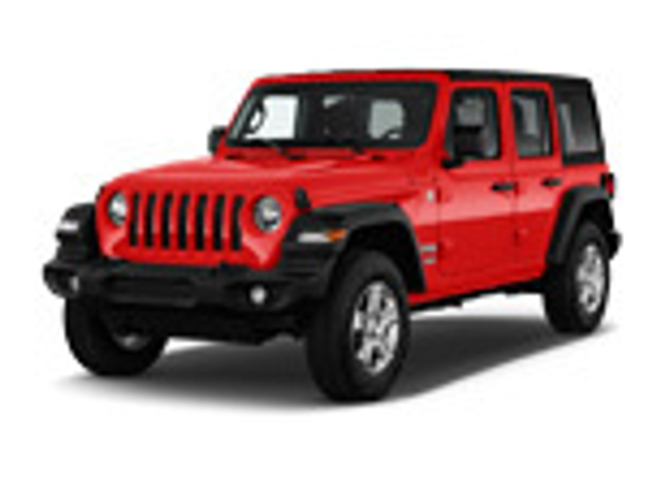 Jeep Wrangler JL (2018/Current)