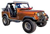Jeep CJ Bumpers