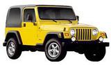 Jeep TJ/LJ Bumpers 97-06