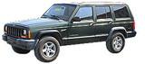 Jeep XJ Cherokee/ MJ Bumpers