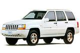Jeep ZJ, WJ Bumpers