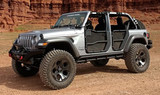 Rugged Ridge Show Jeep Packages