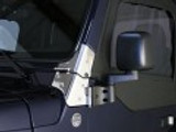 Windshield Brackets and Hinges