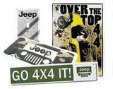 Jeep and Offroad Signs