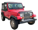 Jeep YJ Bumpers 88-95