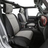 Front and Rear Seat Cover Sets