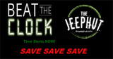 Beat the Clock Deals Are Back at JeepHut!