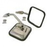 Stainless Steel Side Mirrors
