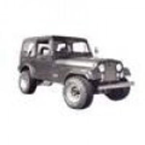 Jeep Body Parts and Components