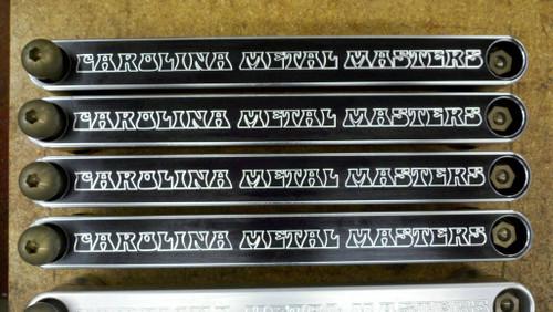 Carolina Metal Masters, CMMCMM01 - JK Grab Bar