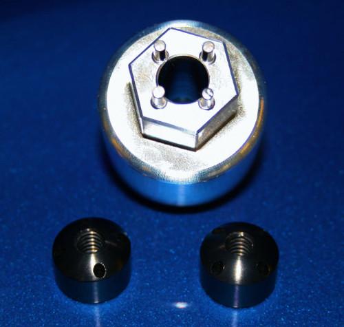 Carolina Metal Masters, CMMCMM016 - LED Rigid Factory Mounted Light Lock Nuts with Key