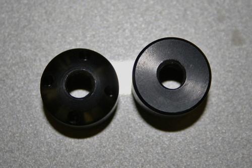 Carolina Metal Masters, CMMCMM017 - Light Locks for Rigid Factory Mounted LED No Key)