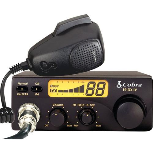 Cobra, 19DXIV - Cobra 19DXIV 40 Channel Mobile Compact CB Radio