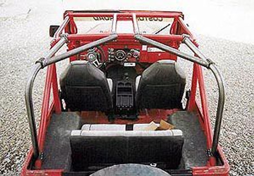 Rock Hard 4x4 Bolt-In Ultimate Sport Cage Jeep for CJ7 1976 - 1978