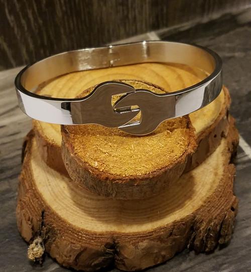 Stainless Steel Wrench Bracelet