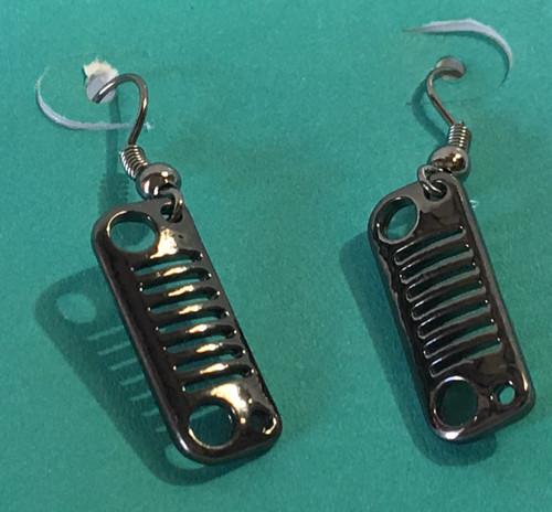 Jeep Earrings, Multiple Styles