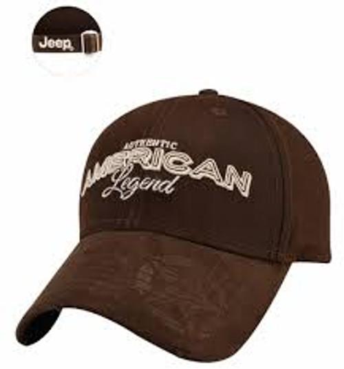 DARK BROWN AMERICAN LEGEND HAT 351e447066c