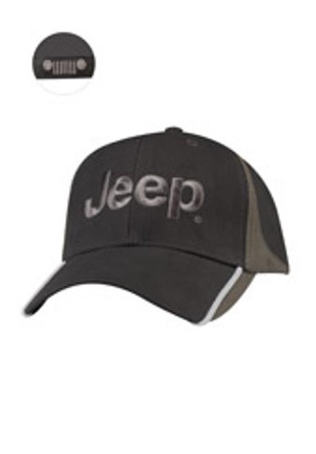 Jeep Ladies Star Cap Black