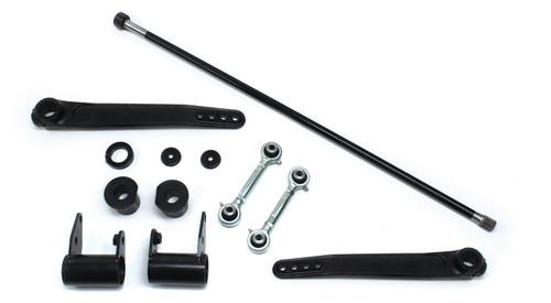 Jeep JK/JKU 0-3 Inch Lift Forged Trail-Rate S/T Front Sway Bar Kit 07-18 Wrangler JK/JKU TeraFlex