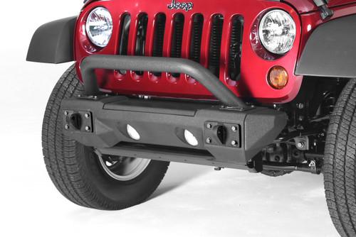 All Terrain Bumper Kit, Front; 07-18 Jeep Wrangler JK/JKU