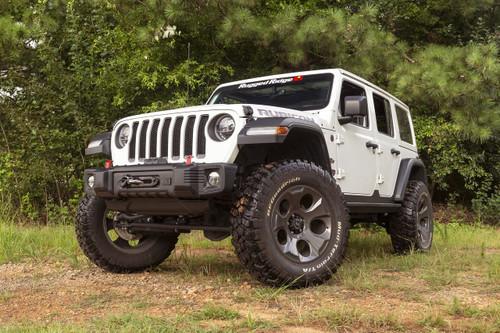 Aluminum Wheels for 2018 Jeep Wrangler JL//JLU Omix-Ada 11585.24 Back Up Camera Bezel