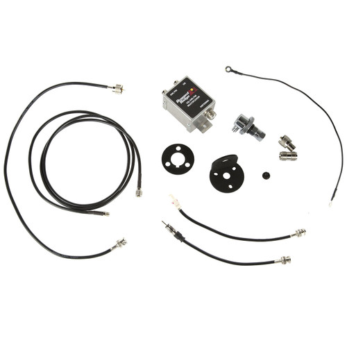 Antenna Mount Kit, CB/AM/FM; 97-18 Jeep Wrangler TJ/JK
