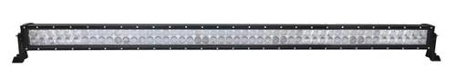 50 Inch LED RGB Light Bar Dual Row 300 Watt Combo Ultra Accent Series Quad-Lock/Interlock Quake LED
